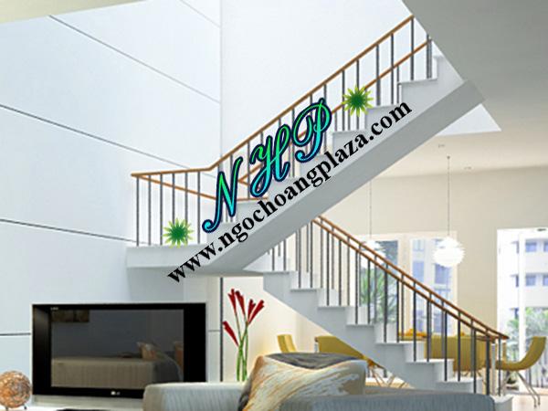 Cầu thang sắt đẹp cao cấp giá rẻ