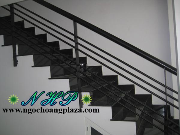 Lan can cầu thang sắt đẹp