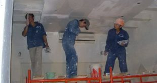 Dịch vụ sơn nhà tại TP HCM