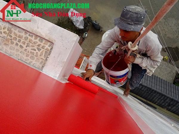 Thợ sơn nhà tại quận 4 giá rẻ