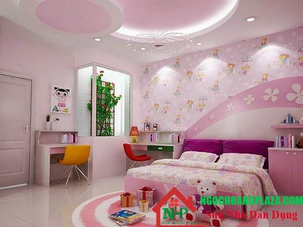 Thợ sơn phòng ngủ tại quận tân bình