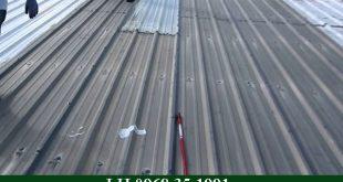 Chống dột mái tôn tại quận 11 trọn gói