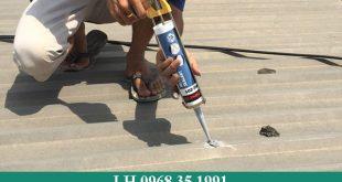 Thợ chống dột mái tôn tại quận 12 triệt để và rẻ nhất